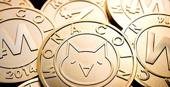 モナコインが日本円で取引できる