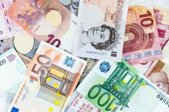 日本円以外の法定通貨も取り扱っている