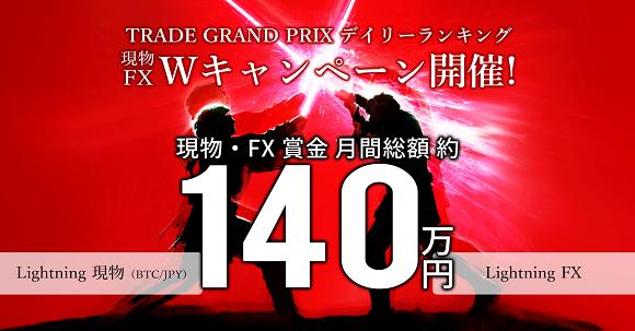 現物FX Wキャンペーン