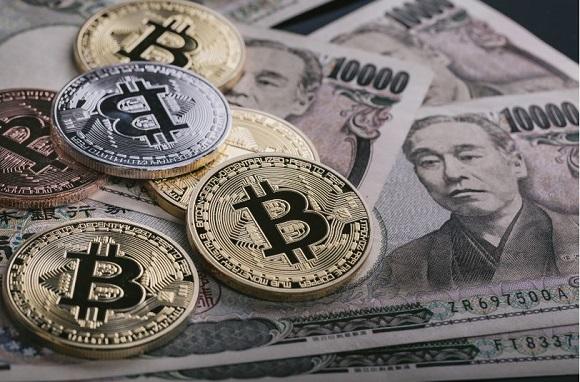 日本円を入金する